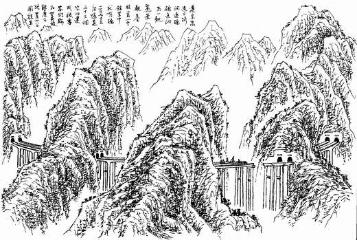 马郎立交桥图纸