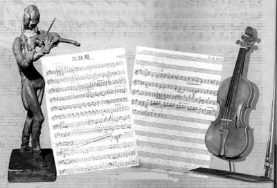 葬花吟葛勇古琴曲谱-所作《行路难》乐谱 帕格尼尼的小提琴-李岚清谈音乐 组图