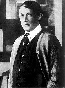 毕加索与他绘画的各个时期   帕布洛.毕加索1881年生于马拉高清图片