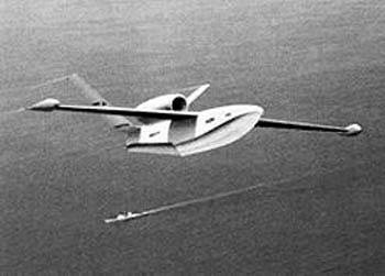 """为国防先进研究计划局验证""""翠鸟""""无人水上飞机概念"""