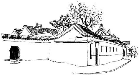 简笔画 手绘 素描 线稿 472_255