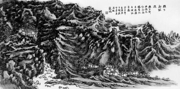 陈平素描辣椒步骤图片
