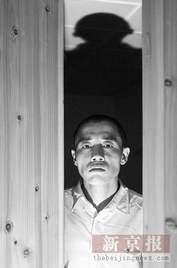 周德东 想把自己的恐怖小说拍成电影