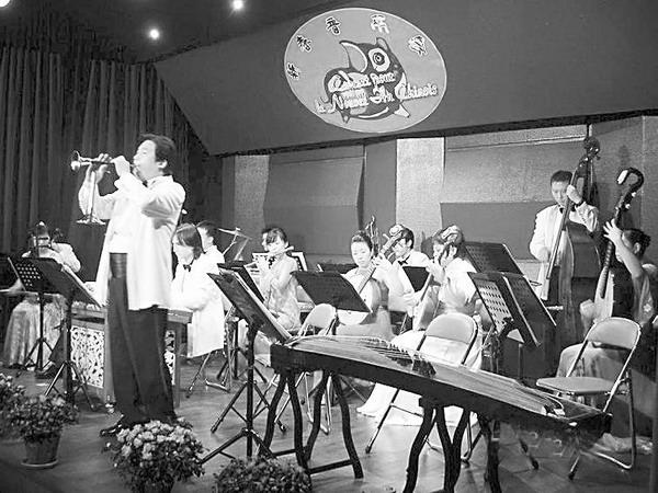 民乐合奏谱 步步高图片分享下载
