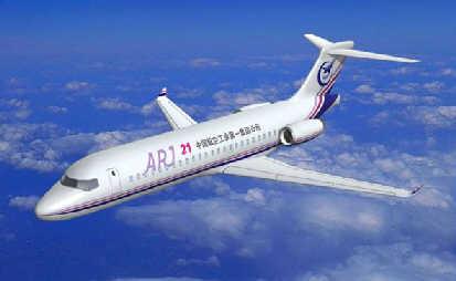 西安,沈阳,成都四大飞机厂同时开工,上飞厂负责水平尾翼等部件制造和