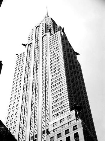 纽约克莱斯勒公司大厦