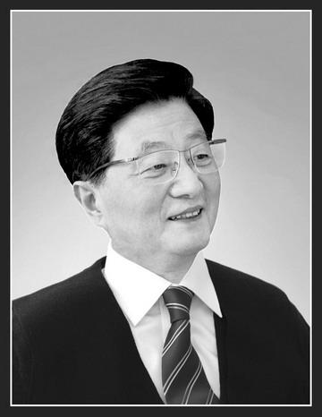黄菊同志逝世