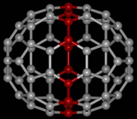 c70的结构示意图