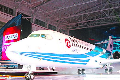 借鉴了国外发展民用飞机项目的成功管理模式