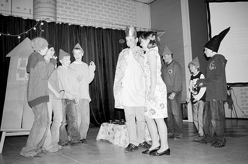 穿旗袍的白雪公主(图)