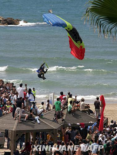 以色列独立日飞行表演出事故