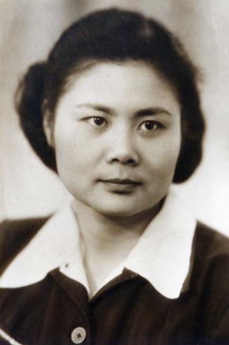 青年时期的冯理达