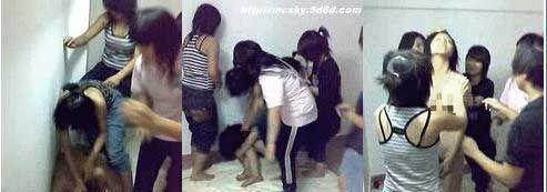 中学女生受凌辱视频网上风传