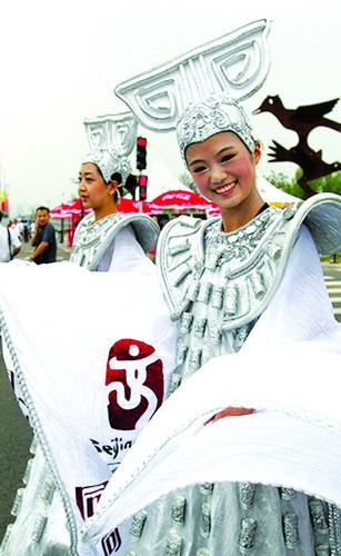 中国的舞台 世界的节日