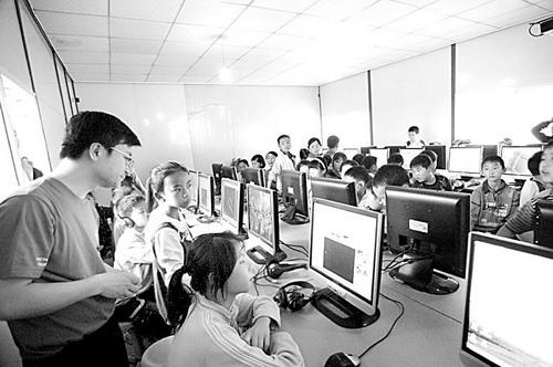 计算机网络教室工作计划2011