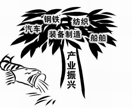 """郭红松/""""抗旱""""保增长郭红松绘"""
