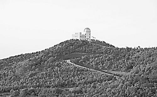 【山大】 地标④  天文台-走进山东大学图片