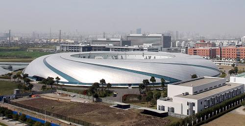 我国最大的大科学装置上海光源竣工