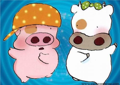小猪的画像的步骤