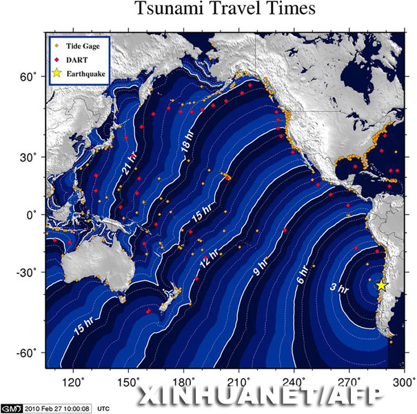 智利的人口总数_智利地震死亡人数升至76人 海啸预警范围扩大