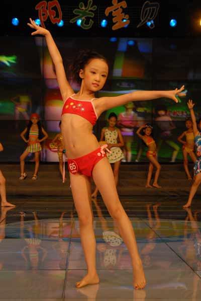 """宝贝""""少儿模特大赛是由中国第一时尚数字传媒靓妆频道,广西卫视"""