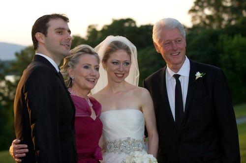 克林顿女儿为什么要嫁对冲基金经理? - wavow - 老端的观点