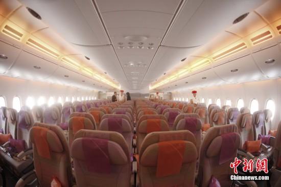 空客320中座位图图片大全 空客320座位14 18排哪个好