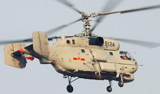 中国订购第3批俄制卡-28\/31舰载直升机