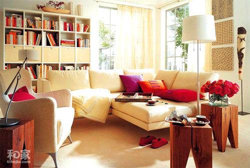 十种节日沙发区打造主题情趣温情公寓客厅怎么样沈阳风格图片