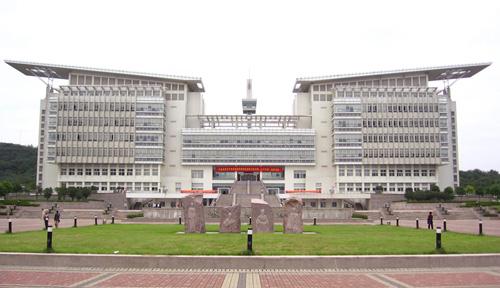 你校园游 南京师范大学 组图
