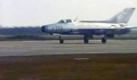 朝鲜人民军空军最先进的米格-29战斗机