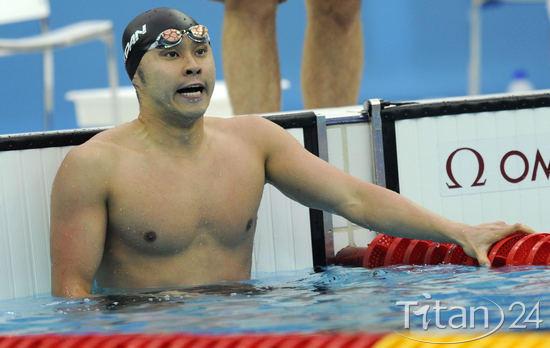 北岛康介折桂泛太赛百米泳池 预赛创赛季世界最佳