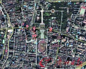 谷歌地图高清卫星地图 谷歌地图高清卫星地图2015年 谷歌地图高清卫图片